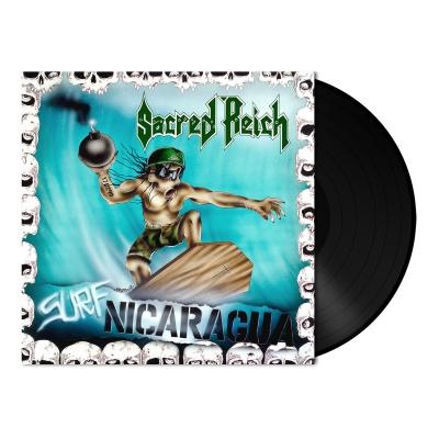 Surf Nicaragua | 180g Black Vinyl