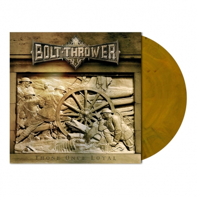 Those Once Loyal | Yellow Ochre Marbled Vinyl