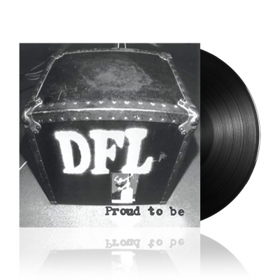 Proud To Be | Black Vinyl