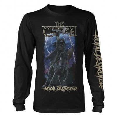 Royal Destroyer | Longsleeve
