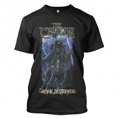 Royal Destroyer | T-Shirt