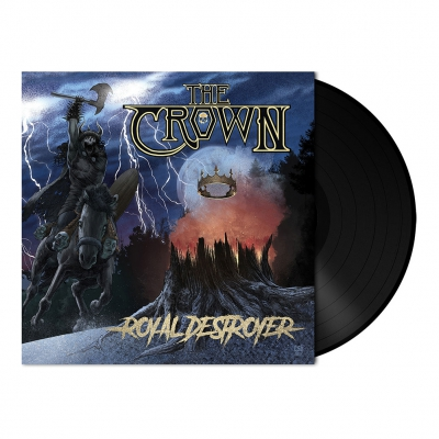 Royal Destroyer | 180g Black Vinyl