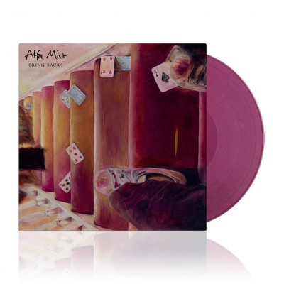 Bring Backs | Purple Velvet Vinyl