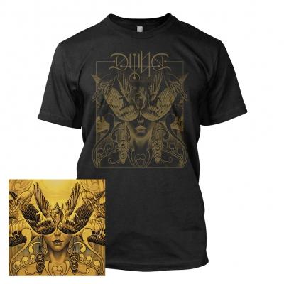 Omega Severer Black | T-Shirt