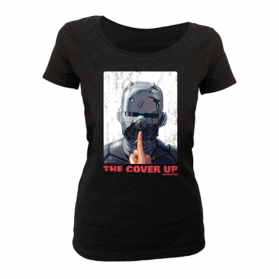The Cover Up | Fitted Girl T-Shirt