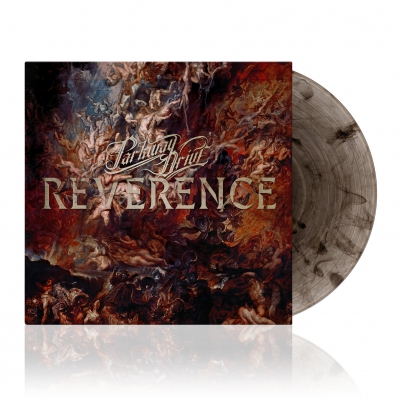 Reverence | Clear w/Black Smoke Vinyl
