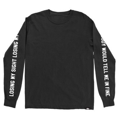 Losing My Mind Standard Issue | Longsleeve
