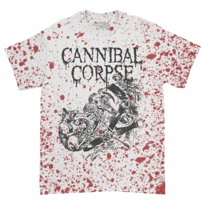 Overture Blood Splatter | T-Shirt