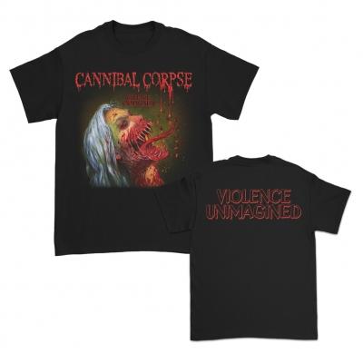 Violence Unimagined Cover Black | T-Shirt