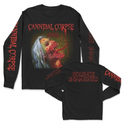 Violence Unimagined Cover | Longsleeve