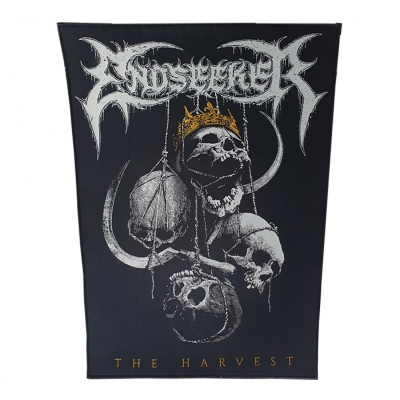 The Harvest | Woven Backpatch