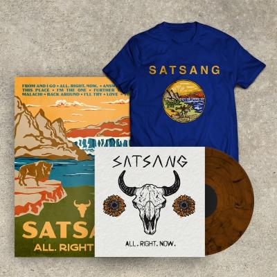 shop - All. Right. Now. | Vinyl+T-Shirt+Print Bundle