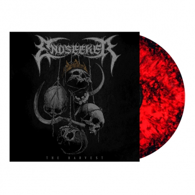 The Harvest | Red/Black Dust Splatter Vinyl