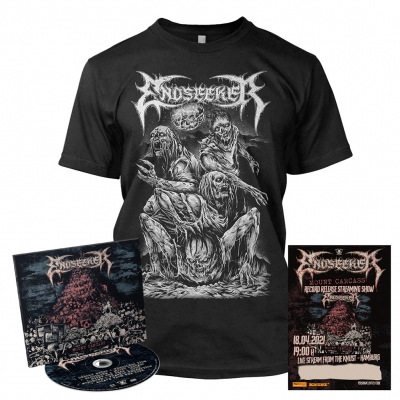 Mount Carcass | DIGI-CD+Ticket+T-Shirt