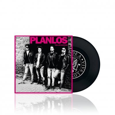 Viva los Ramones | Black 7 Inch