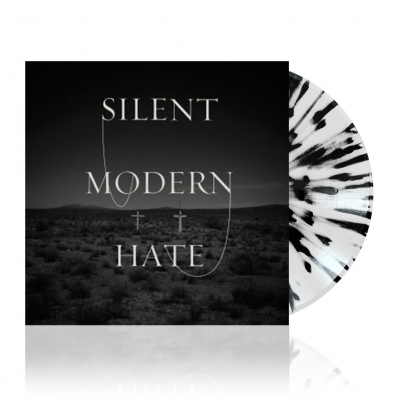 Modern Hate | Clear/Black Splatter Vinyl