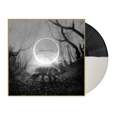 Atrophy | Black/White Split Vinyl