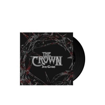 Iron Crown | Black 7 Inch