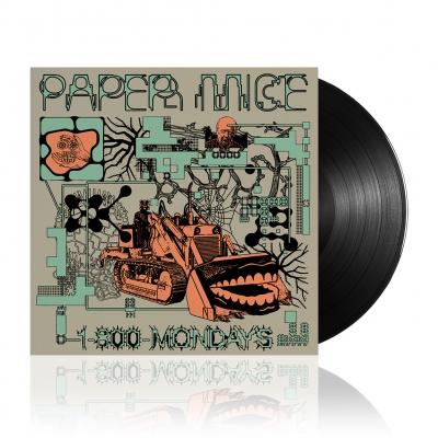 1-800-Mondays | Black Vinyl