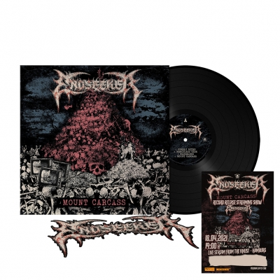 Mount Carcass | 180g Black Vinyl+Ticket