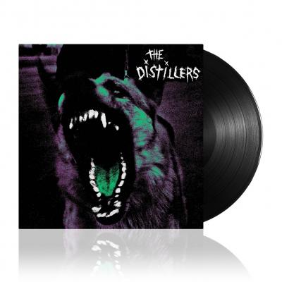 The Distillers | Black Vinyl