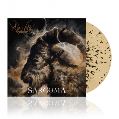 Sarcoma | Beer w/Black Splatter Vinyl