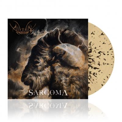 Sarcoma | Beer w/Black Splatter Vinyl