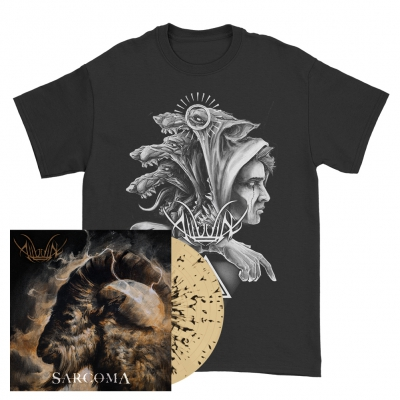 Sarcoma/Black Dog | Vinyl+T Bundle