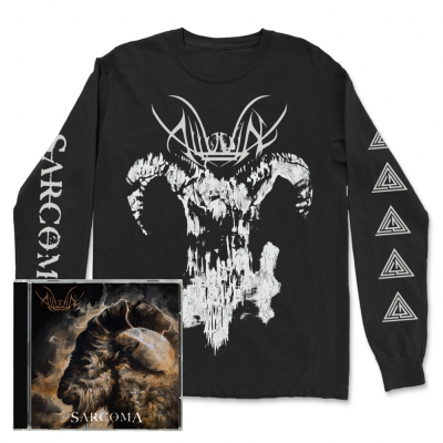 Sarcoma/Goat Skull | CD+LS Bundle