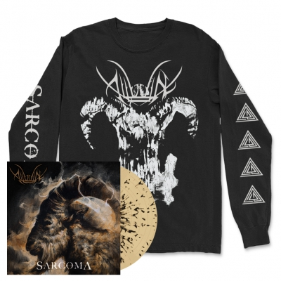 Sarcoma/Goat Skull | Vinyl+LS Bundle