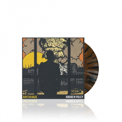 Split | Brown Splatter 7 Inch