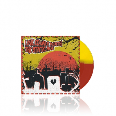 Split | Yellow/Red 7Inch