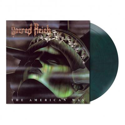 The American Way | Green/Black Marbled Vinyl