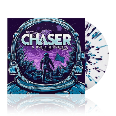 Dreamers | Clear Splatter Vinyl