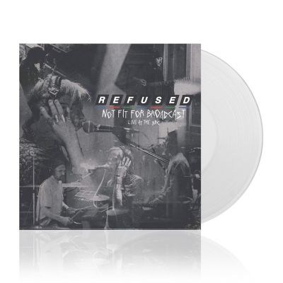 Not Fit For Broadcast | Clear Vinyl