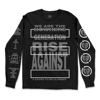 Nowhere Generation | Longsleeve
