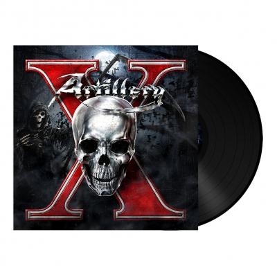 X | 180g Black Vinyl