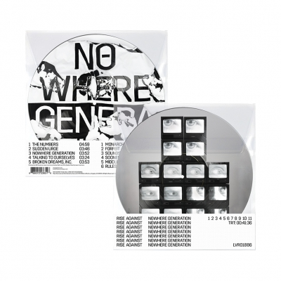 Nowhere Generation | Picture Vinyl