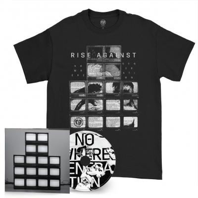 shop - Nowhere Generation | CD+T-Shirt Bundle