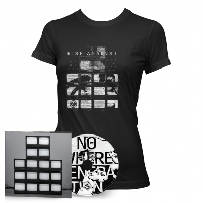 Nowhere Generation | CD+Girl T-Shirt Bundle