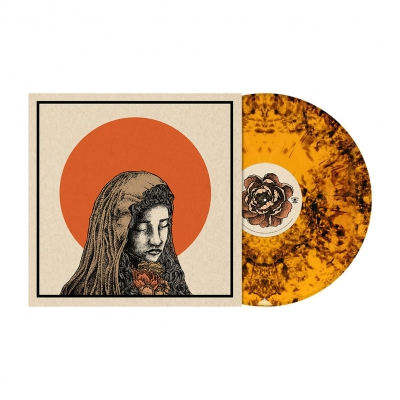 The Baring of Shadows | Orange/Black Dust Vinyl
