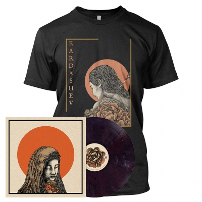 The Baring of Shadows | Twilight Purple Vinyl Bundle