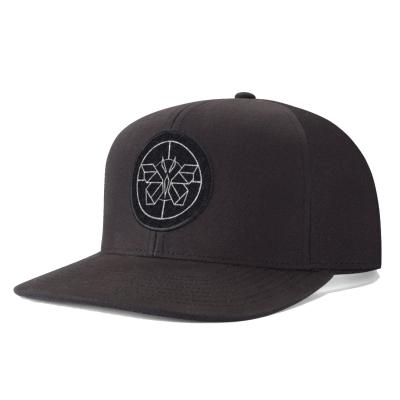 Metal Butterfly Logo | Snapback Hat
