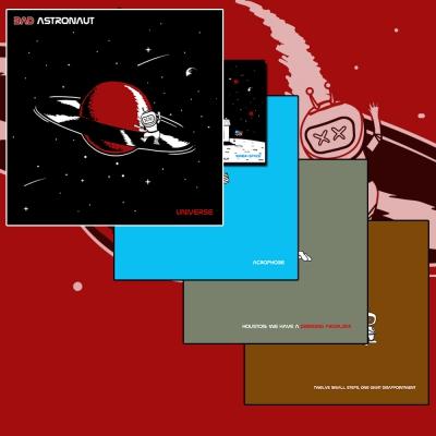 Universe   Colored Vinyl Boxset