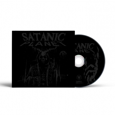 Satanic Planet | CD