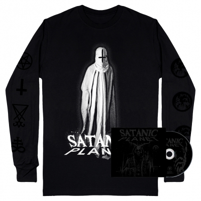 Satanic Planet | CD+LS Bundle