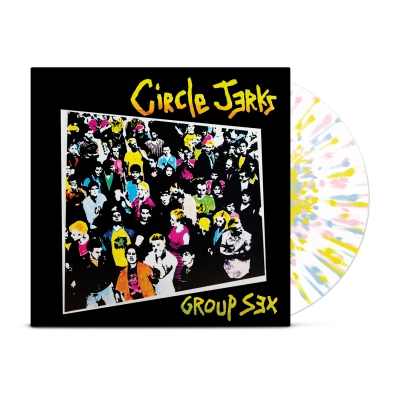 Group Sex | Splatter Vinyl