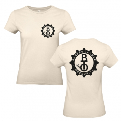 BTO | Girl Fitted T-Shirt