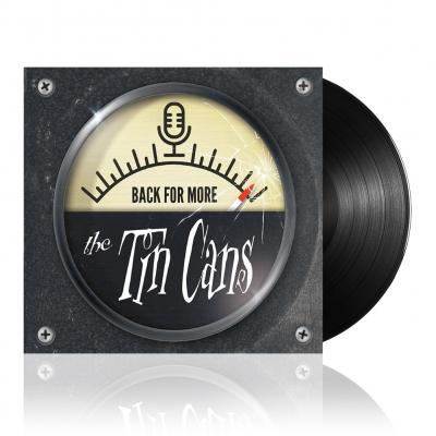 Back For More | Black Vinyl