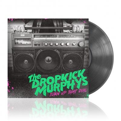 Turn Up That Dial | Clear Black Vinyl